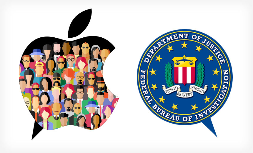 Apple vs. FBI: Readers Debate