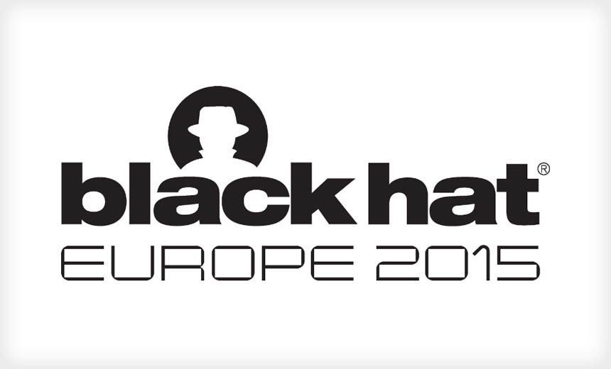 Black Hat Europe: Hot Sessions