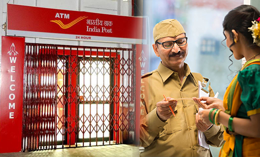India Post's New Bank: Building in Security