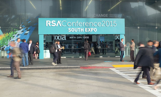 RSA Conference 2015: Visual Journal