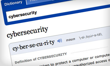 Can You Define Cybersecurity?